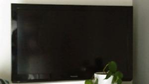 Télé écran plat 32 pcs, Panasonic