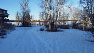 Water Front Lot On Cluculz Lake B.C. West of Prince George
