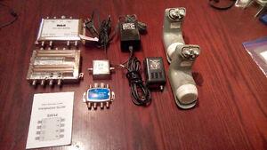 Bell satellite equipment