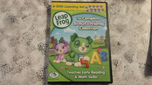 LEAPFROG. THE COMPLETE SOUTH &FRIEND COLLECTION
