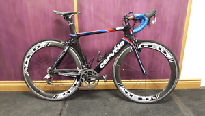 Cervelo S5, 54cm road bike/velo de route