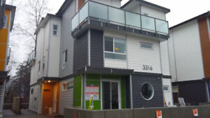 Brand New 3 Bedroom Townhome - Radiant Way Langford BC