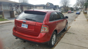 2007 Ford Edge SE with Emission