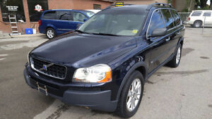 2005 Volvo XC90 T6 Wagon supper clean
