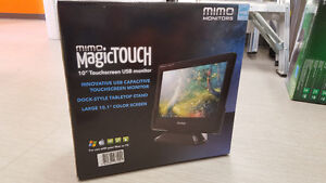 "Mimo Magic Touch Deluxe HD Monitor 10.1"" screen"