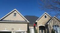 Roofing season! Get a free quote and update your home.