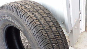 Goodyear Wrangler Tires - qty 5 London Ontario image 1