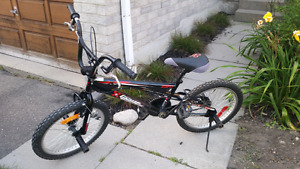 X Games ESPN BMX Bike with Double Pegs