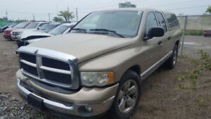 2003 RAM P/UP.. JUST IN FOR PARTS AT PIC N SAVE! WELLAND