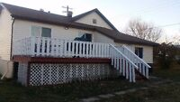 Beautiful 3 bedroom home for rent near Stettler!