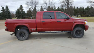 REDUCED!! TO $17,000.00 2007 DODGE RAM 3500 MEGA CAB LARAMIE