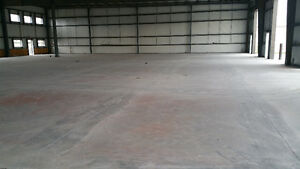 WAREHOUSE SHOP BAYS 3000-16000 SQFT WITH YARD SPACE
