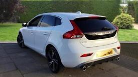 2016 Volvo V40 D2 (120) R DESIGN Pro with Sen Manual Diesel Hatchback