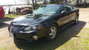 2004 Grand Prix GT/Well Maintained/New Sticker/213500 kms/+studs