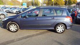Peugeot 308 1.6 HDI 110 S (blue) 2008