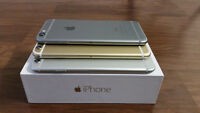 Unlocked Apple Iphone 6, 6 Plus, 64GB, 128GB, Wind+Worldwide