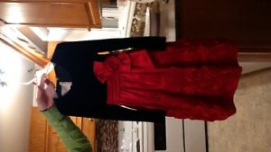 Beautiful Girls Christmas Dress - Size 6 St. John's Newfoundland image 1