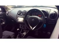 2017 Alfa Romeo MiTo 0.9 TB TwinAir Super 3dr with Manual Petrol Hatchback