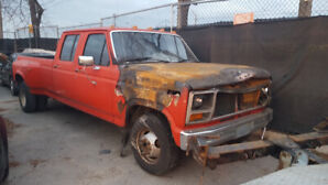 1984 Ford f350 dually