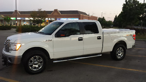 2011 Ford F-150 SuperCrew 5.0 ltr xlt Pickup Truck