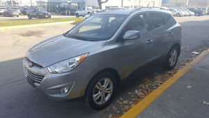 2013 HYUNDAI TUCSON with WARRANTY