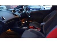 2017 Ford Fiesta 1.0 EcoBoost 140 ST-Line Red 3 Manual Petrol Hatchback