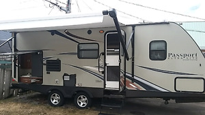 ROULOTTE PASSEPORT GRAND TOURING ULTRA LITE