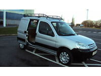 2007 Citroen Berlingo 2.0HDi 600 Enhanced Traction Van 600HDi XTR+ NO VAT