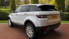 2015 Land Rover Range Rover Evoque 2.2 eD4 Pure 5dr (Tech Pack) Manual Diesel Ha