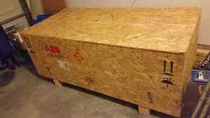 Wooden crate-box London Ontario image 1