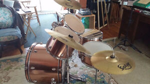 Westbury drums like-new condition West Island Greater Montréal image 6