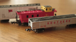 Wagons échelle N Scale rolling stock West Island Greater Montréal image 2