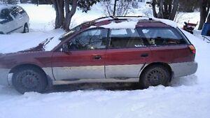2002 Subaru Outback Wagon