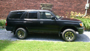 1997 Toyota 4Runner SUV, price lowered to sell.