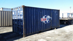 Storage and Shipping Containers for Sale - Sea Cans - delivered Cornwall Ontario image 2