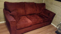 Couch like new FREE- ORILLIA