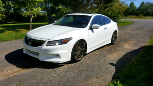 2012 Honda Accord EX-L Navi V6 - 6 speed(HFP edition)