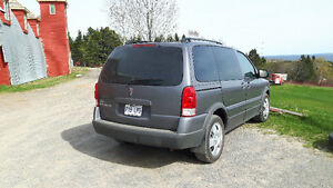 2007 Pontiac Montana Familiale