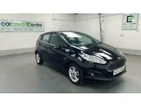 **BUY NOW FROM £32 PER WEEK** BLACK FORD FIESTA 1.2 ZETEC 5D 81 BHP