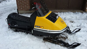 1973 Skidoo Olympique! Amazing Condition!