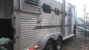 remorque cheval horse trailer