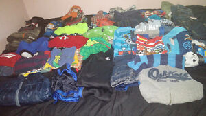 Lot of clothes
