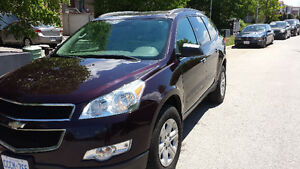 2010 Chevrolet Traverse 1LS SUV, 8 Seats, AWD, New Timing Chain