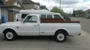 1967 Chev Fleetside Pickup