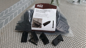 DINO DECKING Hidden 6mm Composite Decking Fasteners