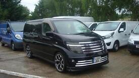 2014 NISSAN ELGRAND 3.5 V6 AUTO 7 SEATS MPV FOR EXPORT