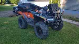 2012 artic cat mud pro 1000
