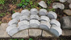 Garden Edge Stones Kijiji Buy Sell Save With Canada S 1