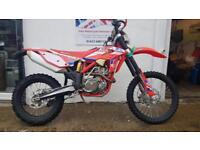 Beta RR 350 Enduro Bike Four Stroke 2015 Electric Start rr350