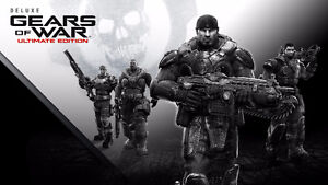 Gears of war : Ultimate edition for Xbox One (Digital version)